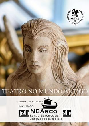 Capa da Edição 2018.2 Teatro no Mundo Antigo