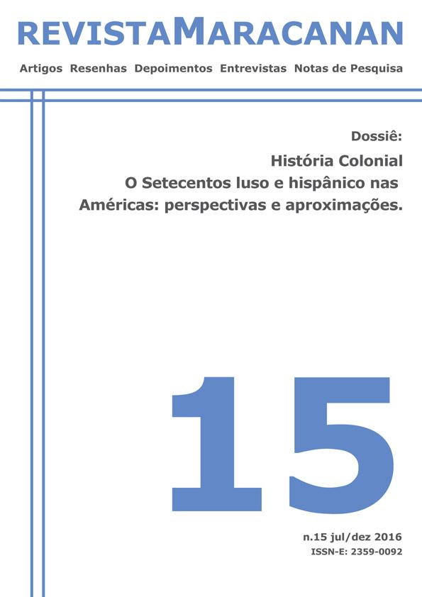 Dossiê História Colonia. O Setecentos luso e hispânico nas Américas: perspectivas e aproximações.